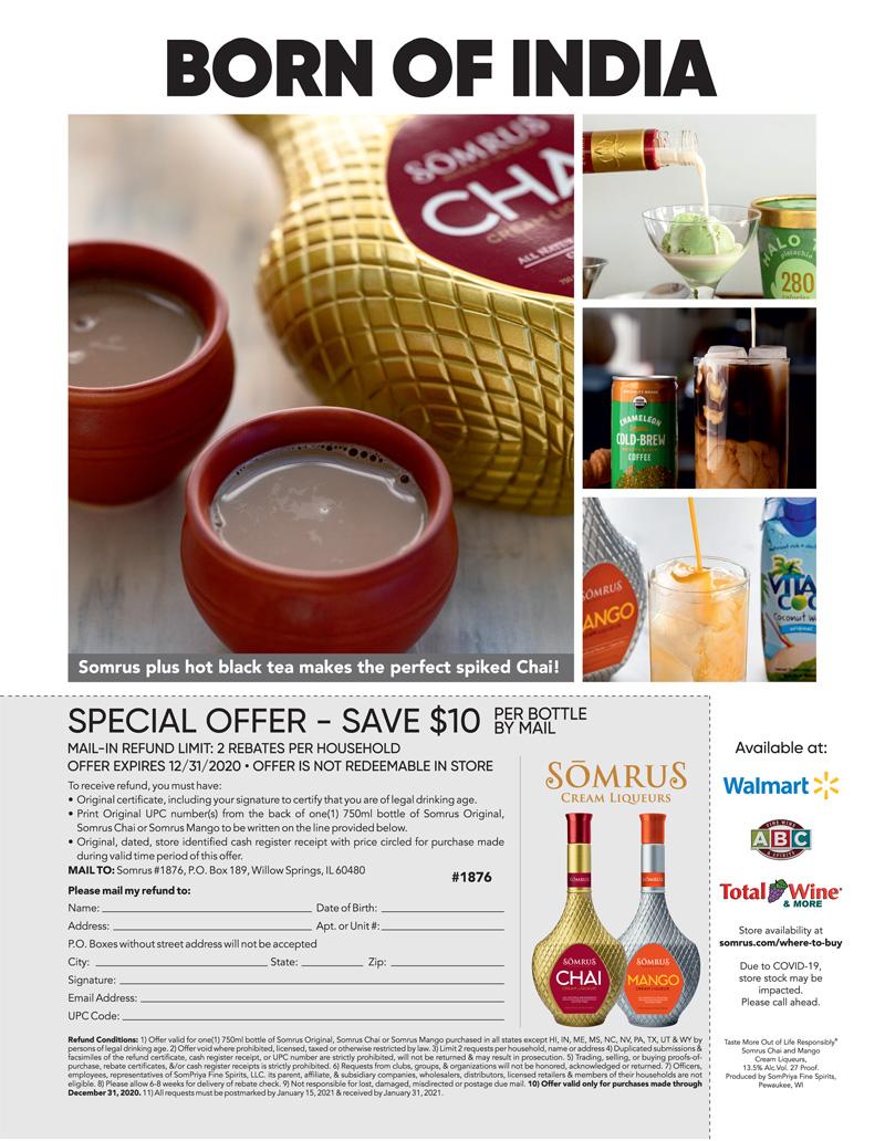 SomPriya Fine Spirits LLC