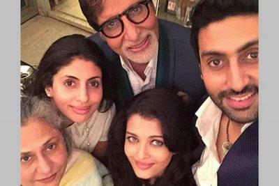 Amitabh bacchan Family
