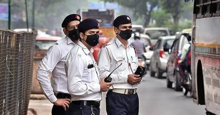 Delhi Masks