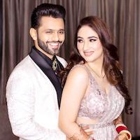 Rahul Vaidya & Disha Parmar
