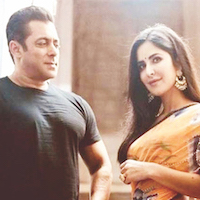 Salman's B' day Wish For Katrina, With Cute Picture of Duo