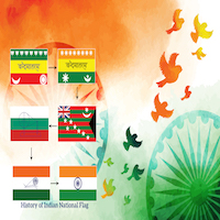 The History Of Indias Tricolour Flag Title 2 Web
