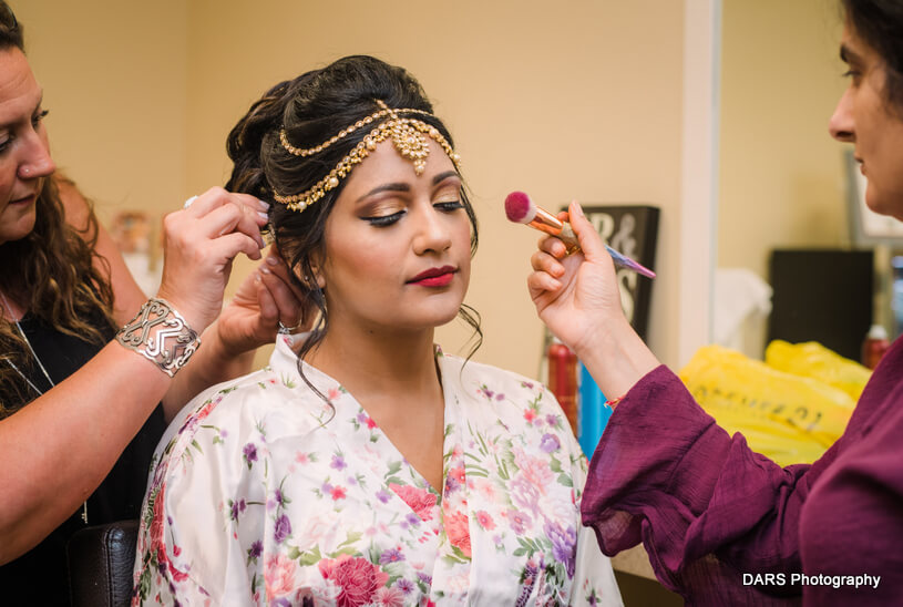 Beautiful Hair and Make-up By Bhavika Pandya