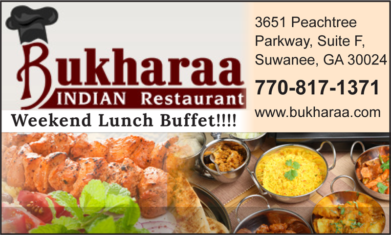 BUKHARAA INDIAN