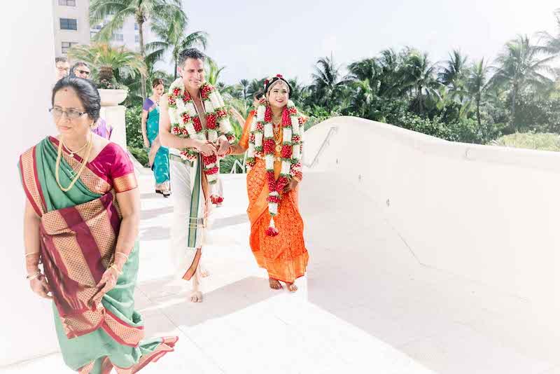 Post wedding ceremonies