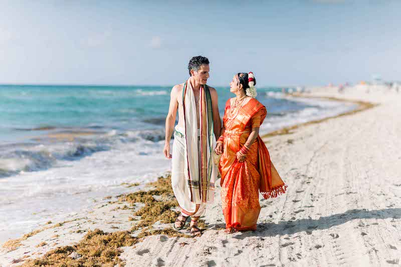 First Look Of Indian Couple