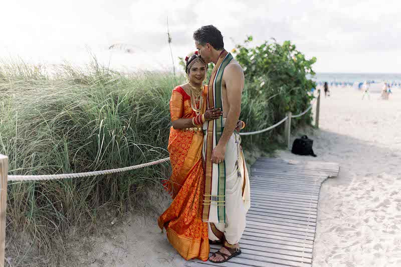 Indian Wedding at Loews Miami Beach Hotel
