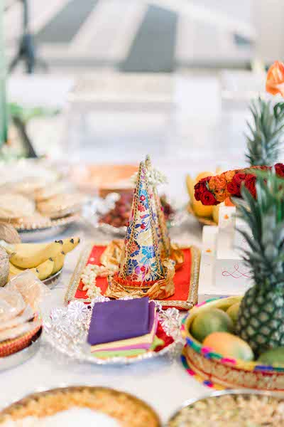 Wedding Decor and Rituals