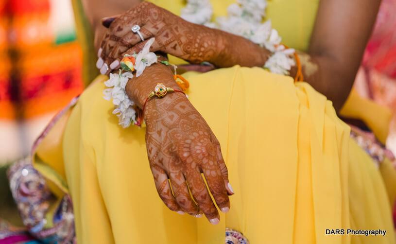 Haldi Ceremony picture
