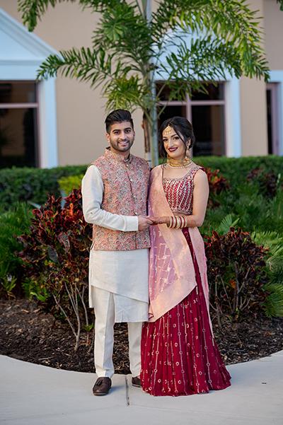 Pre-wedding ceremony