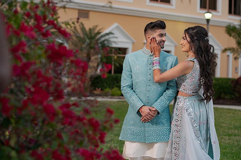 Amazing capture Of Indian Couple