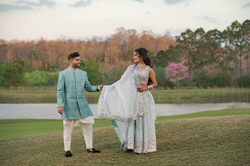 Indian wedding photography by Asaad Images