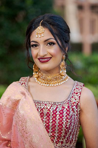 Indian Bride Detailed look