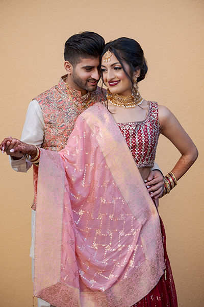 Amazing picture of Indian couple