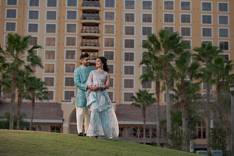 Stunning Indian Wedding Couple