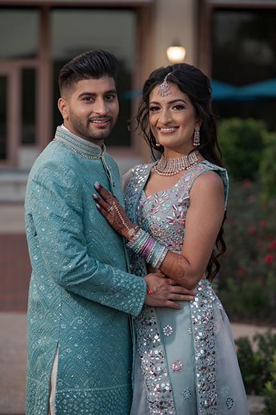Lovely Indian Wedding outfit