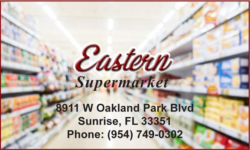 Eastern supermarket