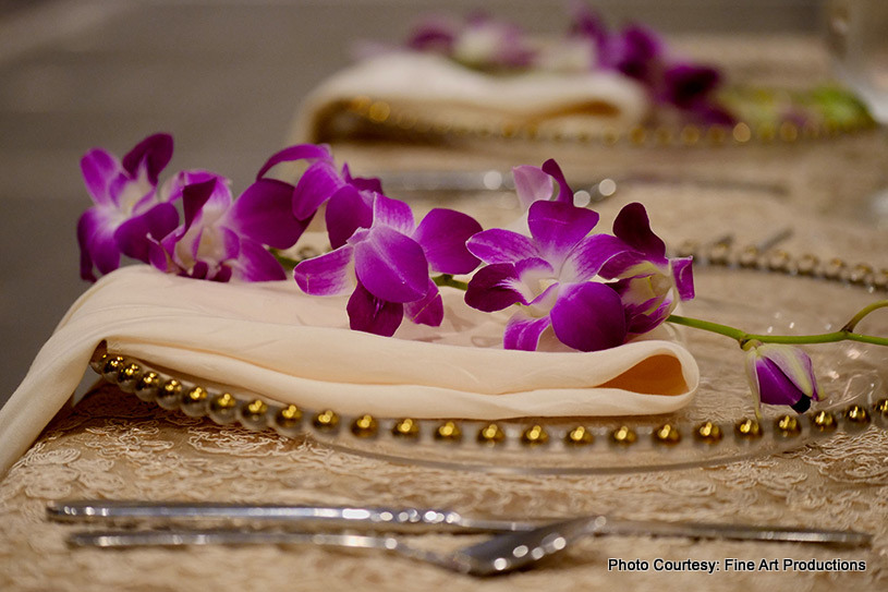 Beautiful Wedding decor by Utopian Event Florida