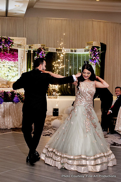 Amazing Couple Outfit For Wedding Reception