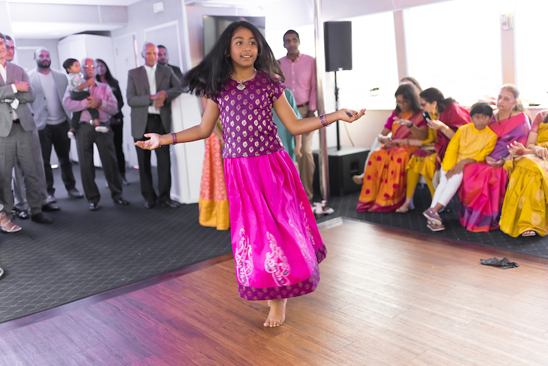 Cousin Dancing at sangeet