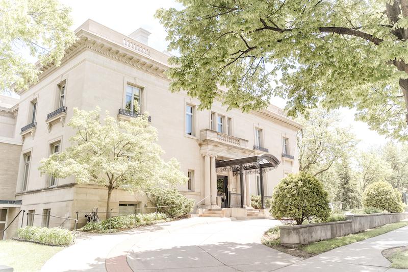 Fusion wedding banquet hall Gale Mansion