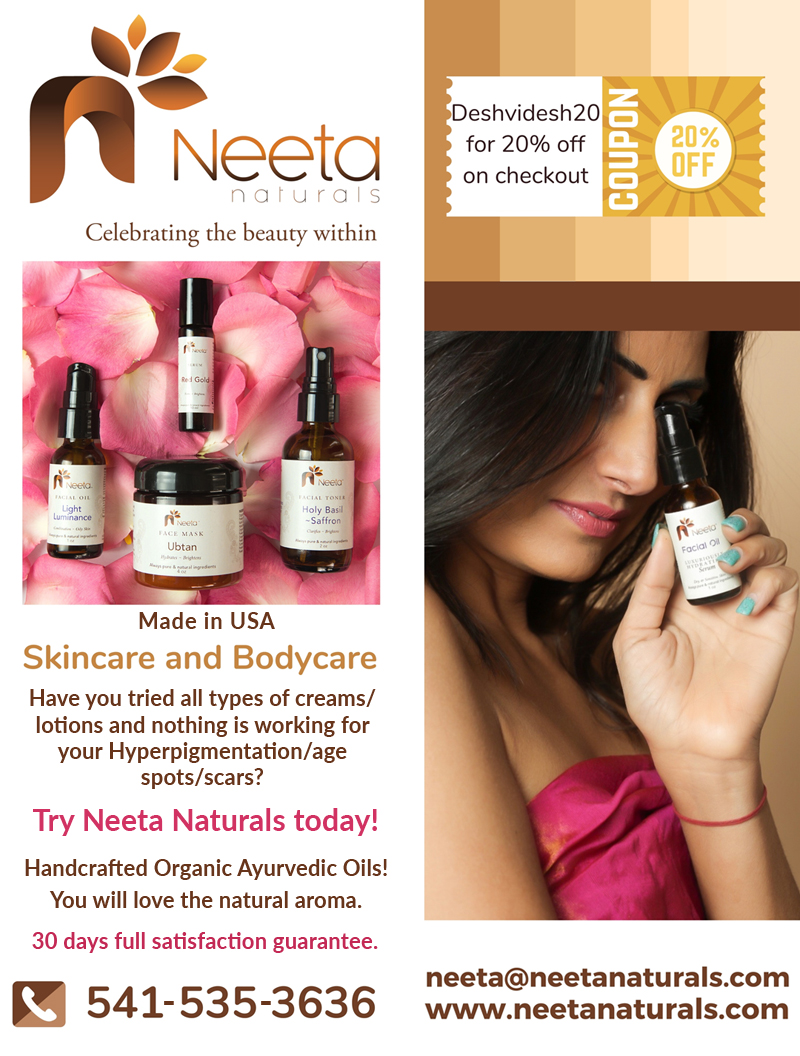 Neeta Naturals Skincare & Perfumes