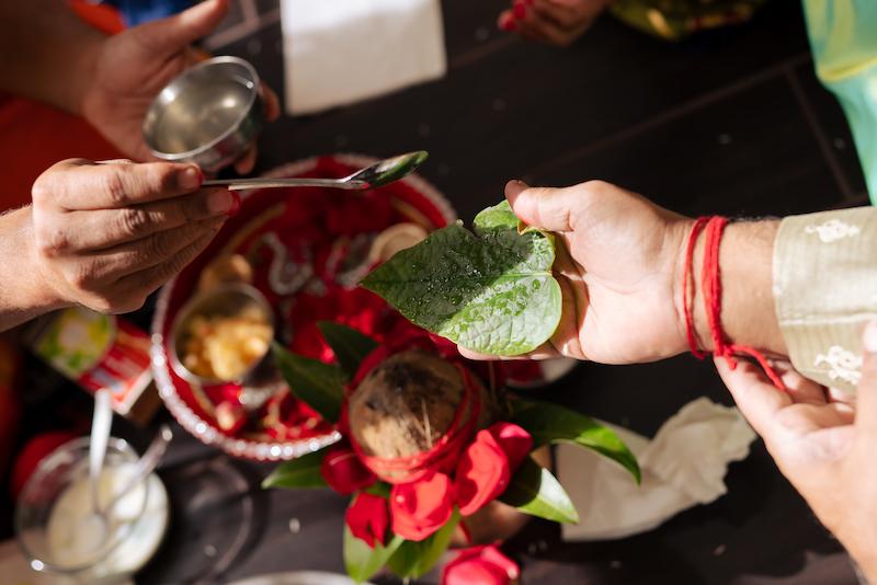 Hasta Malap - Indian Ritual