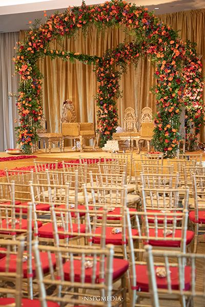 Stunning Wedding decor By Nikun Events