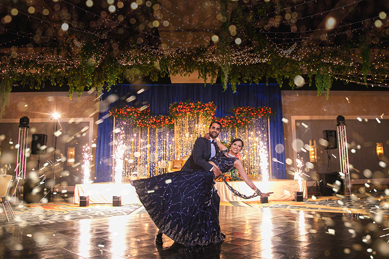 Sangeet Performance by Indian Couple