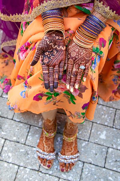 Brides Henna