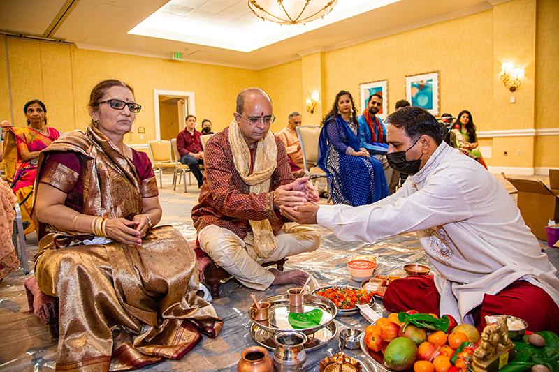 Pre-wedding rituals