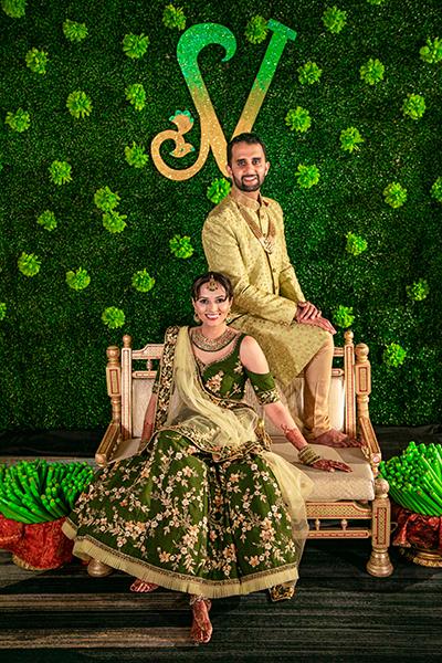 Indian Wedding Photo shoot