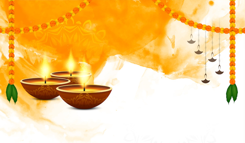 Fire lamps for deepavali
