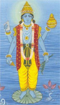 God of ayurveda