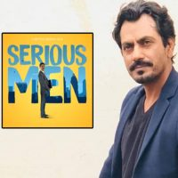Siddiqui's Serious Men will stream on October 2