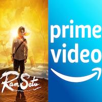 Ram Setu Amazon Prime Video Copy