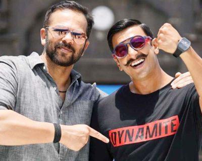 Rohit Shetty & Ranveer Singh