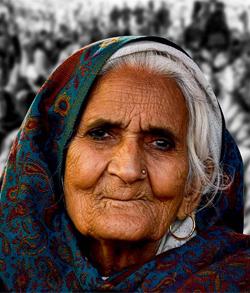Shaheen Bhagh's 'Dadi' Bilkis