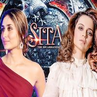 Kangana not Kareena to Play Sita in Celluloid
