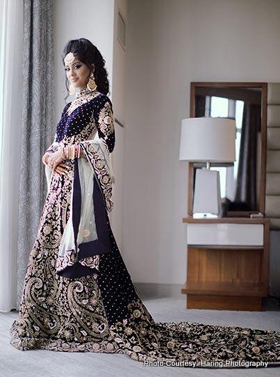 Wedding Lengha of Indian Bride