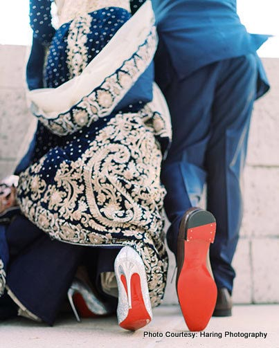 Indian Wedding Footwear