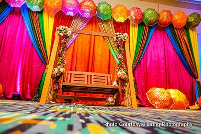 INDIAN WEDDING DECOR BY SIMz Events Planning