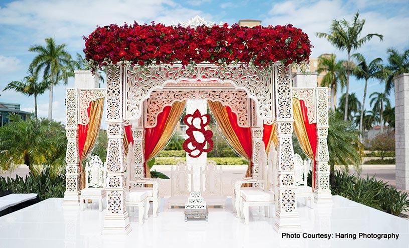 Lovely Indian Wedding Decor