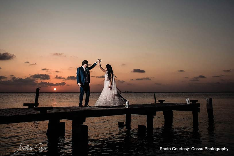 Amazing click of couple