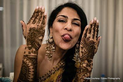 Gorgeous Mehndi by Carolina Bellavista & Co