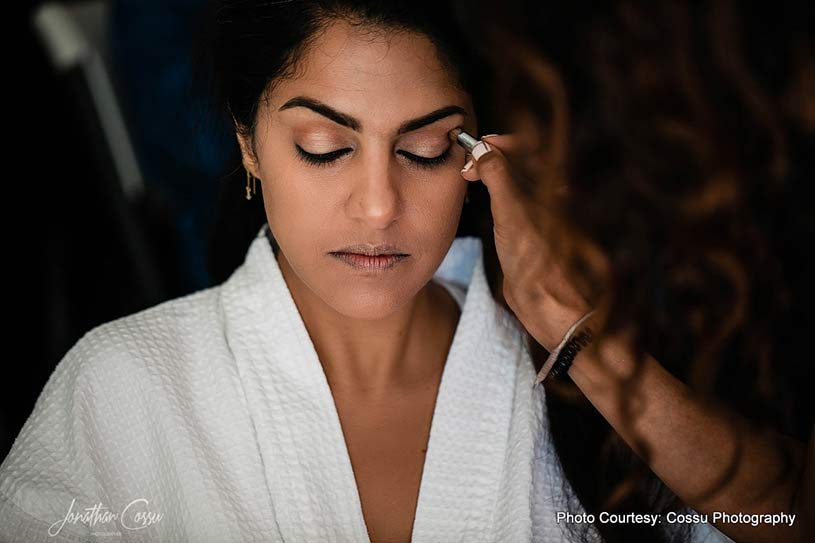 Indian Bride Make-up by Tania Tagle Makeup & Hair
