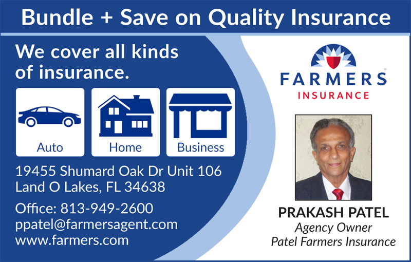Patel Farmers Insurance