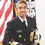 Vice Admiral Vivek Murthy