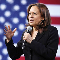 Kamala Harris Makes History as First Indian American US Vice President