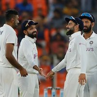 England out of contention for a place in WTC final